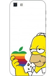 Coque simpson Apple