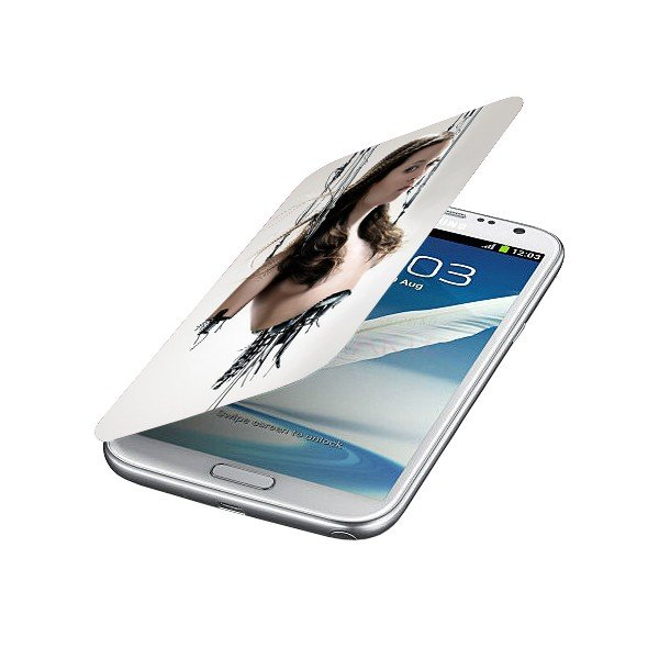 Etui rabat personnalis pour le samsung galaxy note 4 for Housse galaxy note 4