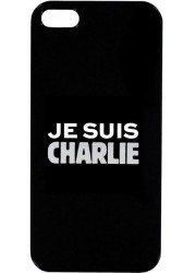 Coque hommage Je suis Charlie