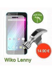 Protection en verre trempé pour Wiko Lenny