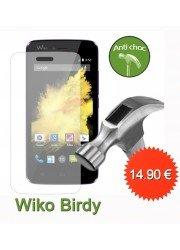 Protection en verre trempé pour Wiko Birdy