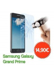 Film verre trempée pour Samsung Galaxy Grand Prime