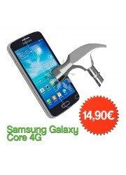 Film verre trempée pour Samsung Galaxy Core 4G