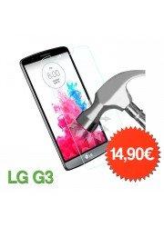 Film verre trempée pour LG G3