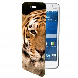 Etui à rabat Samsung Galaxy Grand Plus personnalisé