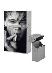Packet de cigarette personnalisé couleur gris
