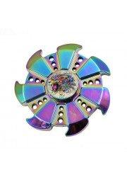 Hand Spinner metal 3D multicolor personnalisé