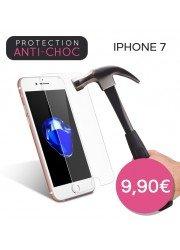 Protection en verre trempé pour iPhone 7