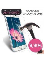 Protection en verre trempé pour Samsung Galaxy J3 2016