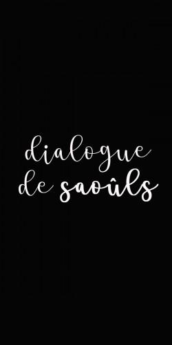 Coque Dialogue de Saoûls
