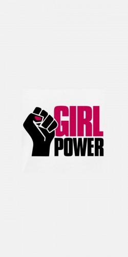 Coque Girl Power