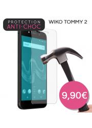Protection en verre trempé pour Wiko Tommy 2
