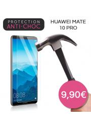 Protection en verre trempé pour Huawei Mate 10 Pro