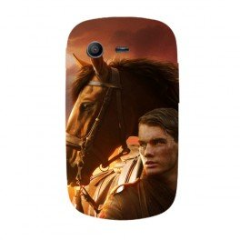 Silicone personnalisée Samsung Galaxy Pocket Neo