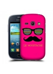 Silicone personnalisée Samsung Galaxy Fame S6810