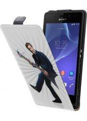 Housse personnalisée Sony Xperia M2