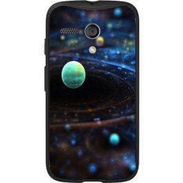 Silicone personnalisée Motorola Moto E