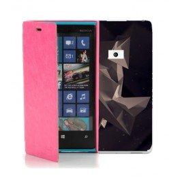 Housse portefeuille personnalisée Nokia Lumia 850