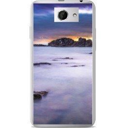 Silicone personnalisée HTC Desire 516