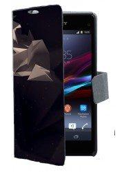 Housse portefeuille personnalisée pour Sony Xperia E2