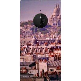 Silicone personnalisée Nokia Lumia 830 avec photos et textes