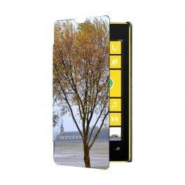 Housse portefeuille à personnaliser pour Nokia Lumia 535