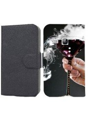 Housse portefeuille Samsung Galaxy Young 2