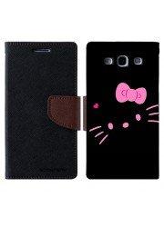 Etui portefeuille personnalisé avec photos pour Samsung Galaxy A5