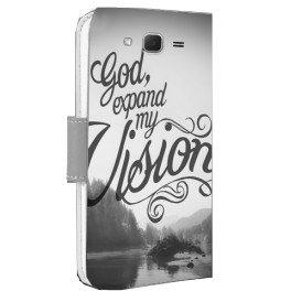Etui portefeuille Samsung Galaxy Core Prime personnalisé