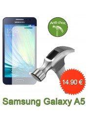 Protection en verre trempé pour Samsung Galaxy A5