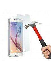 Samsung Galaxy S6 : Protection en verre trempé