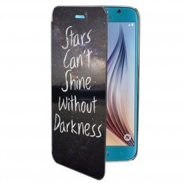 Etui à rabat personnalisé Samsung Galaxy S6