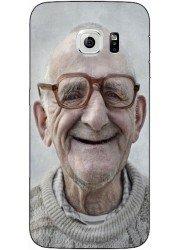 Silicone personnalisée Samsung Galaxy S6 Edge