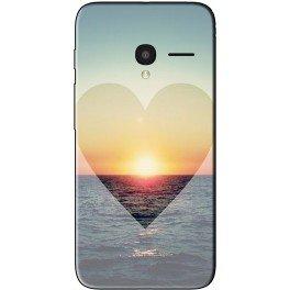 Coque personnalisée Alcatel One Touch Pixi 3 4.5 pouces