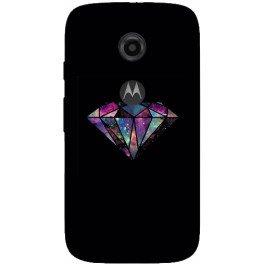 Silicone personnalisée Motorola Moto E 2eme Generation