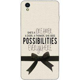 Coque personnalisée OnePlus X
