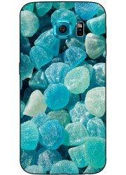 Silicone personnalisée Samsung Galaxy S7 Edge