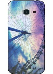 Silicone Samsung Galaxy J3 personnalisée