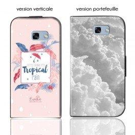 Etui Samsung Galaxy A3 2017 personnalisé