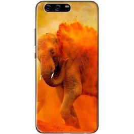 coque huawei p10 éléphant