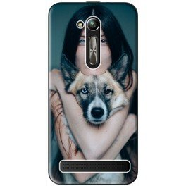 Silicone Asus Zenfone Go ZB500KL personnalisée