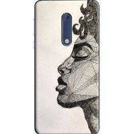 Silicone Nokia 5 personnalisée