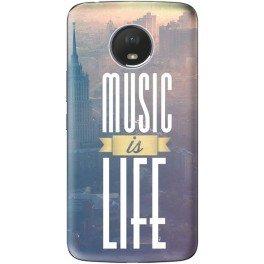 Coque Motorola Moto E4 personnalisée