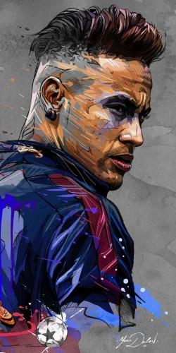 Zlatan Ibrahimovic Iphone Wallpaper