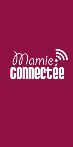 Coque Mamie connectée