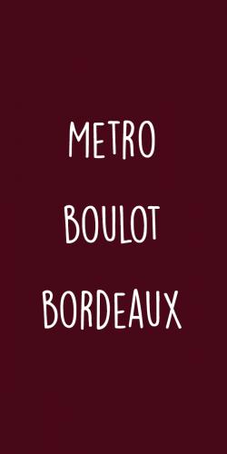 Coque Meto Boulot Bordeaux
