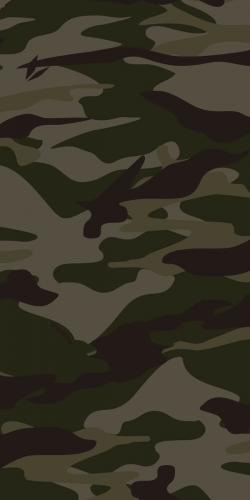 Coque Camouflage Armée de Terre Française