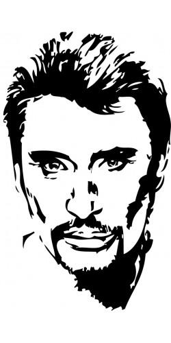 Coque Portrait Johnny