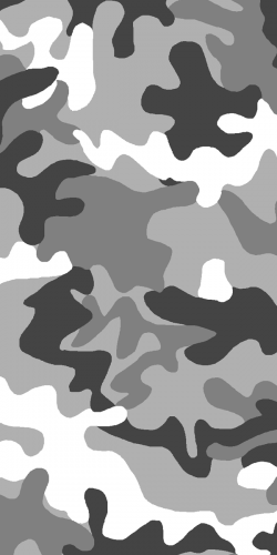 Coque militaire camouflage gris