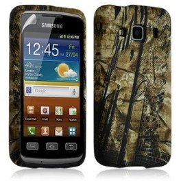 Silicone personnalisée Samsung Galaxy Xcover S5690